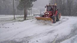 appalto per sgombero neve