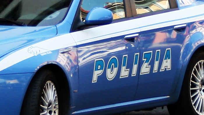poliziotti di potenza