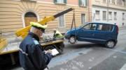 rimozione forzata auto