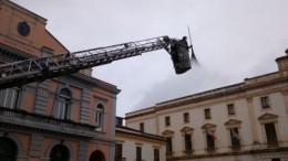 """POTENZA: I VIGILI DEL FUOCO HANNO """"SALVATO"""" LA BEFANA!"""