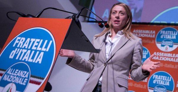 FRATELLI D'ITALIA NON DA LA SUA DISPONIBILITÀ AD ENTRARE NELLA GIUNTA DI POTENZA CON IL PD