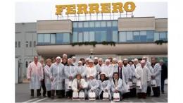 LE MERENDINE PRODOTTE NEL POTENTINO DALLA FERRERO SARANNO GRATIS PER BEN 20.000 FAMIGLIE!