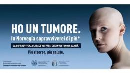 HAI UN TUMORE? SPERA DI NON ESSERE MERIDIONALE! AL VIA LA CAMPAGNA CHOC DEI MEDICI DEL SUD ITALIA!
