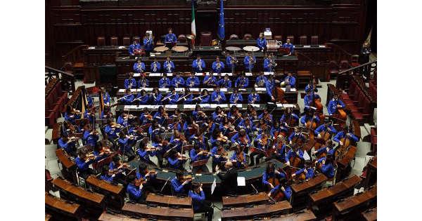 In diretta su rai 1 quattro lucani suoneranno al concerto for Diretta da montecitorio