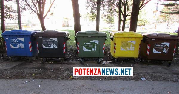 Credenza Per Raccolta Differenziata : E potenza il miglior capoluogo d italia sulla raccolta