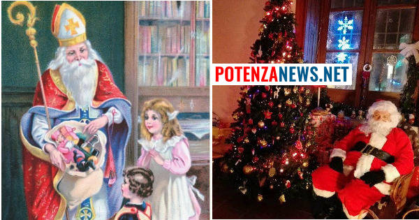 Storia Di San Nicola E Babbo Natale.Oggi E San Nicola La Sua Leggenda Ha Fatto Nascere Il Mito