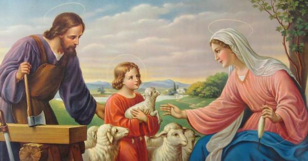 Risultati immagini per la sacra famiglia
